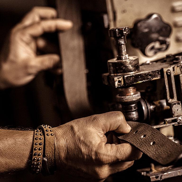 belt-making